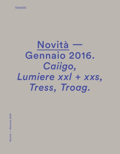 Foscarini_News_2016