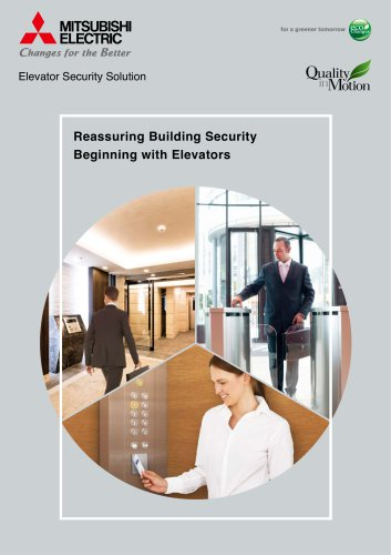 Elevator Security Solution