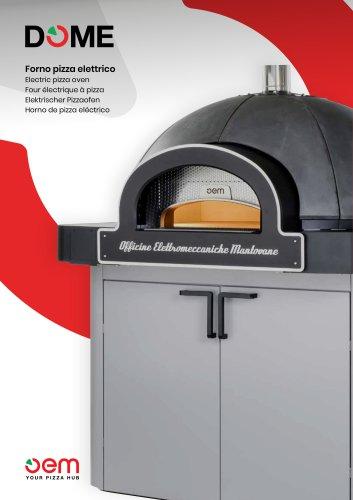 DOME - Forno pizza elettrico