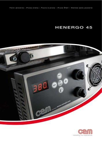 Forno a tunnel - Serie HENERGO 45