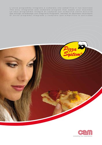 Pizza System
