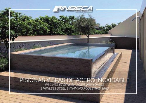 Pools and Spas leaflet