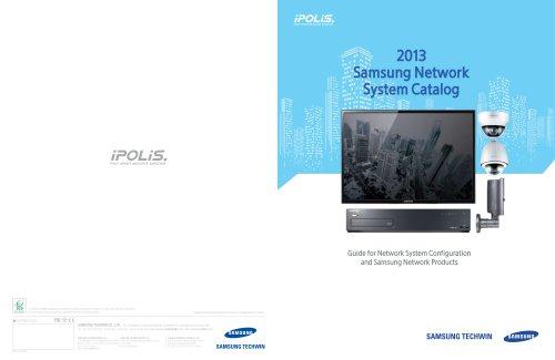 2013 Network Catalogue