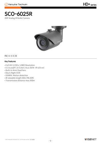 SCO-6025R