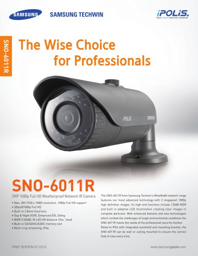 SNO-6011R