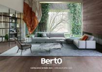 Catalogo Divani 2020 - BertO