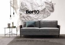 Catatolo Divani letto 2020 - BertO