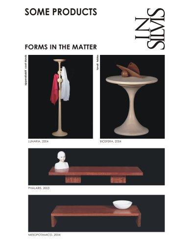 CT Forme Nella Materia