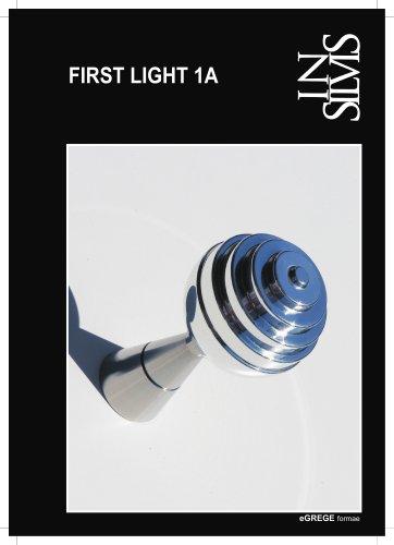 FIRST LIGHT, appendiabiti da parete