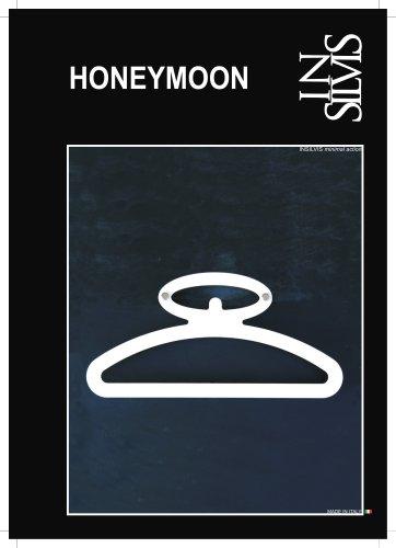 HONEY MOON, servo muto parete