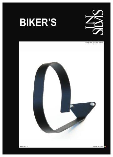 Insilvis BIKER'S 1, portacasco
