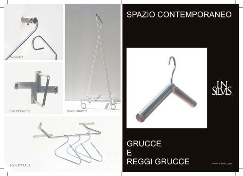Insilvis Contemporary Space - Grucce e Reggi Grucce
