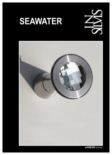 Insilvis SEAWATER, appendiabiti parete