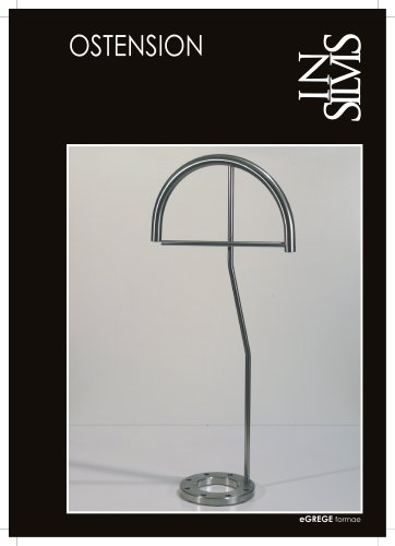 OSTENSION, valet stand