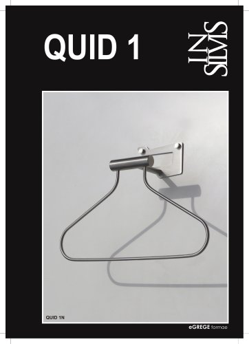 QUID 1, servo muti parete