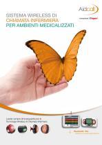 AIDCALL_SISTEMA_WIRELESS_AMBIENTI_MEDICALIZZATI AD-ITOD17AID