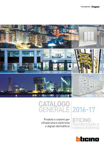 Catalogo generale 2016-17