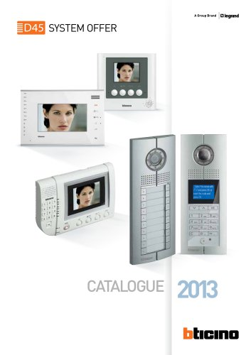 D45 catalogue