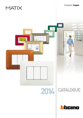 Màtix - Catalogue 2014