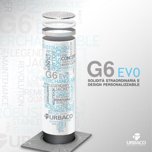 Dissuasore retrattile G6 EVO