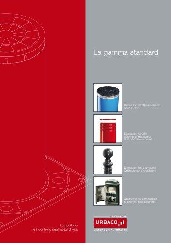 La gamma standard