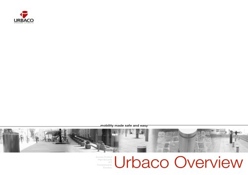 URBACO OVERVIEW