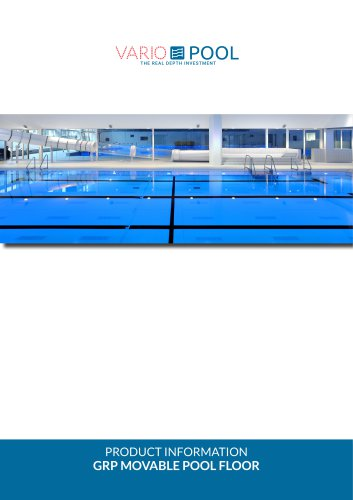 GRP MOVABLE POOL FLOOR