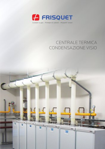 Centrale Termica Condensazione Visio