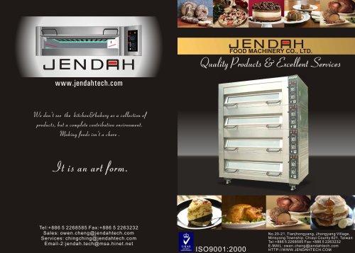 JENDAH overall