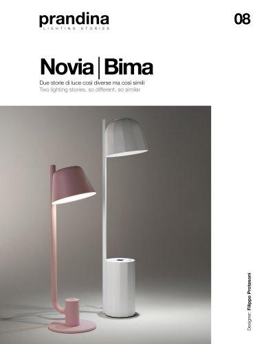 Collezioni NOVIA + BIMA