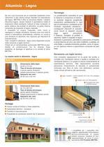 Alluminio - Legno Sistemi Composti e Speciali - 2