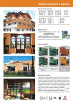 Alluminio - Legno Sistemi Composti e Speciali - 3