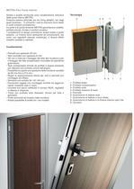 Porte interne e pareti divisorie - 2