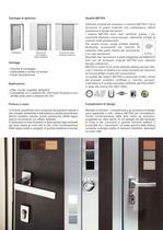 Porte interne e pareti divisorie - 5