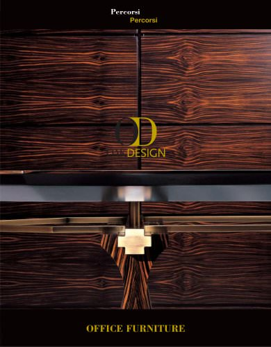 Oak design office furniture