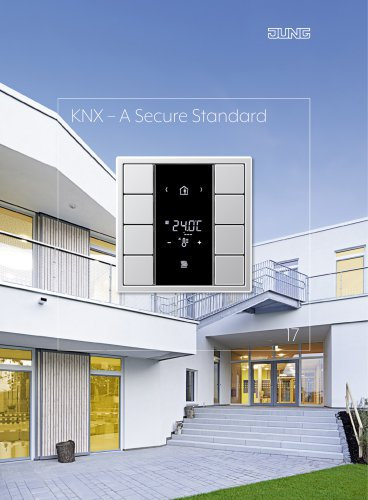 KNX - A Secure Standard