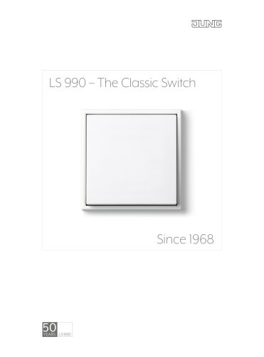 LS 990 - The Classic Switch