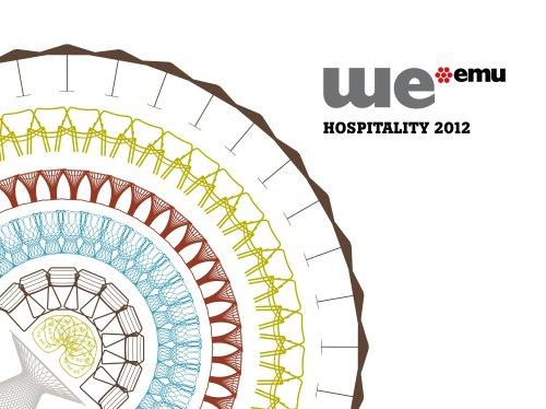Emu Hospitality 2012