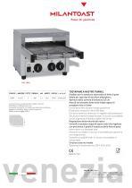 Conveyor toaster 18001 - 1