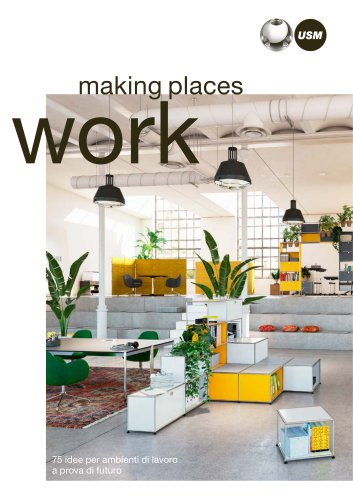 Make it your Workspace