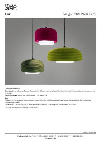 Taiki    design : CRS Paola Lenti