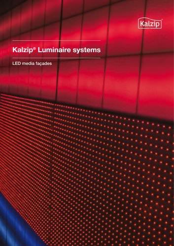 Kalzip Luminaire Systems