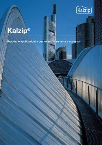 Kalzip® Prodotti e applicazioni