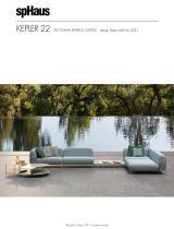 KEPLER 22 sectional seating system