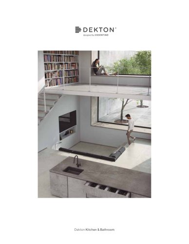 Dekton Kitchen & Bathroom