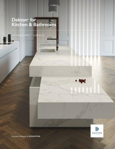Kitchen & Bathroom by Dekton