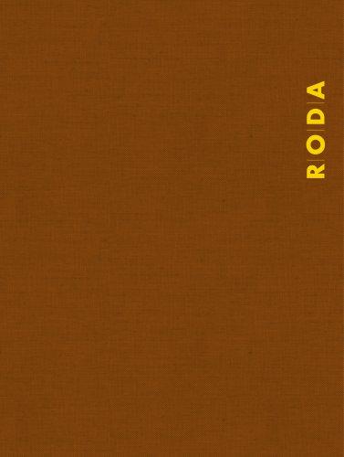 RODA Catalogo generale 2020