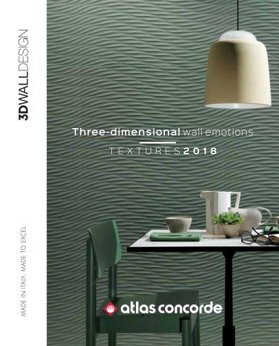 3D Wall Design '18