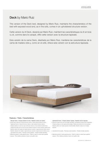 Deck - Bed
