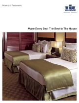 2011 Hospitality Brochure